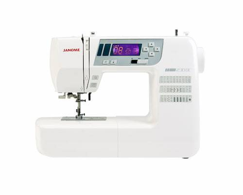 Janome 230DC - Front